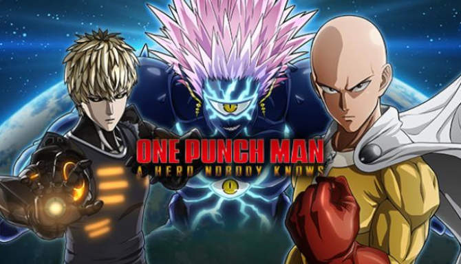 ONE PUNCH MAN A HERO NOBODY KNOWS free