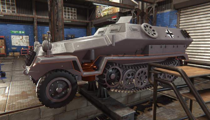 Tank Mechanic Simulator cracked
