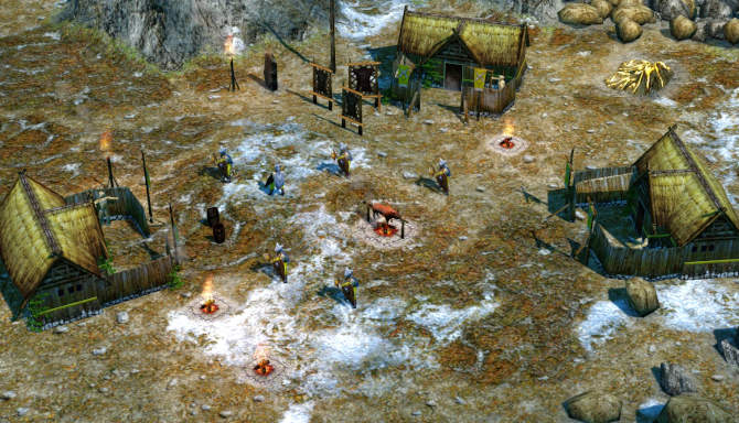 Age of Mythology Extended Edition for free