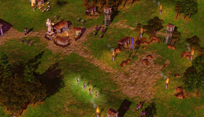Age of Mythology Extended Edition free download