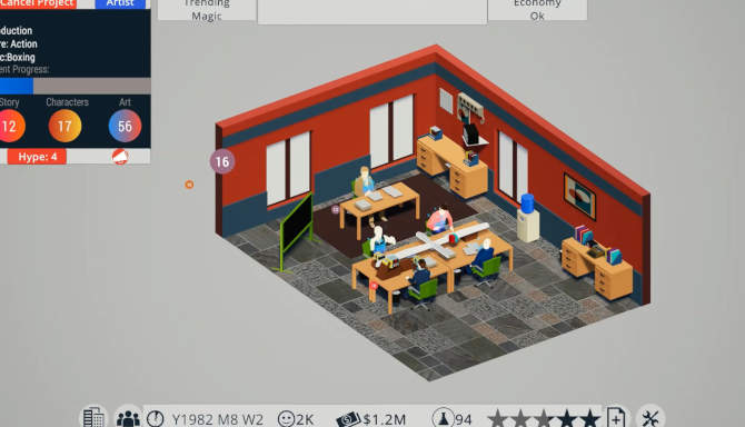 Comic Book Tycoon for free