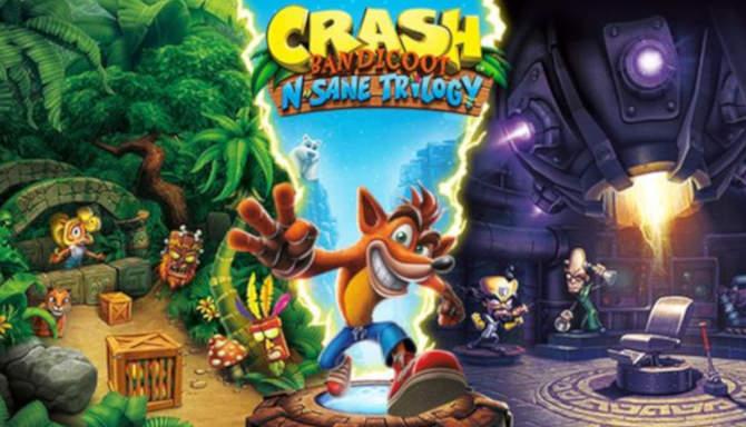 Crash Bandicoot N. Sane Trilogy free