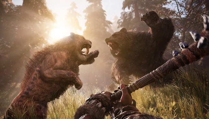 Far Cry Primal cracked