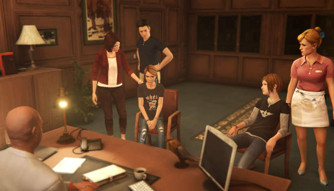 Life is Strange Before the Storm for free