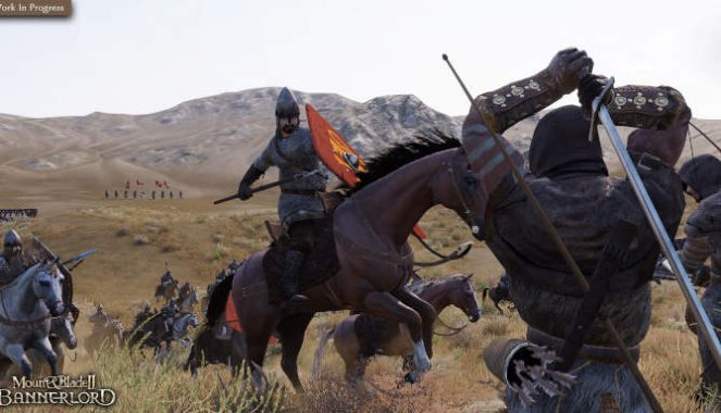 Mount Blade II Bannerlord cracked