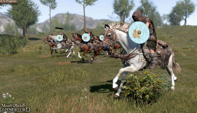 Mount Blade II Bannerlord for free