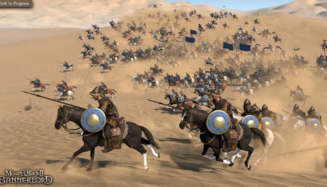 Mount Blade II Bannerlord free download