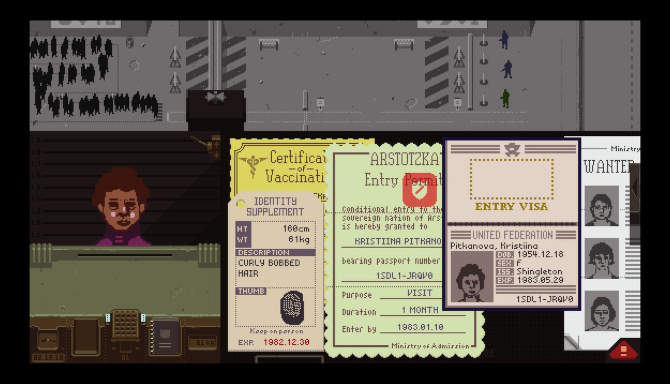 Papers Please for free