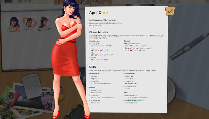Porno Studio Tycoon free download