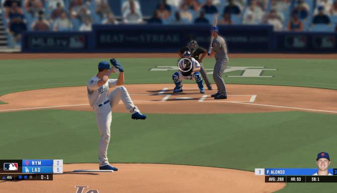 R.B.I. Baseball 20 cracked