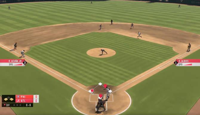 R.B.I. Baseball 20 for free