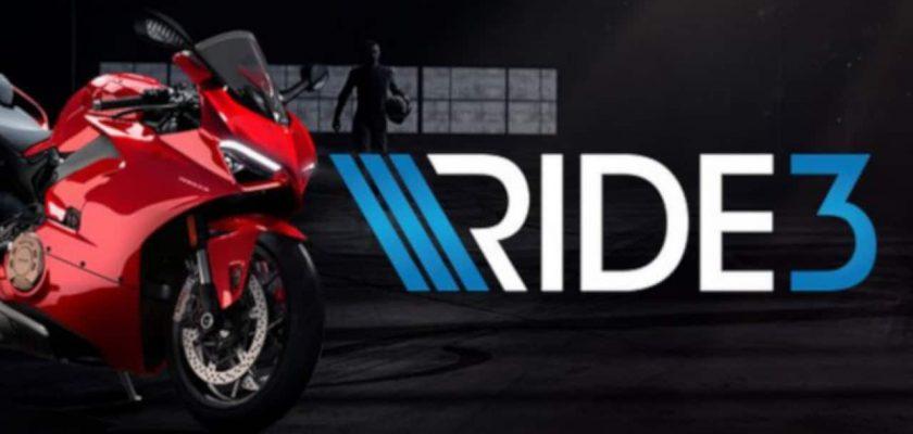 RIDE 3 free