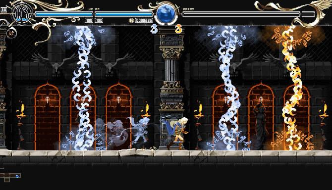 Record of Lodoss War Deedlit in Wonder Labyrinth cracked