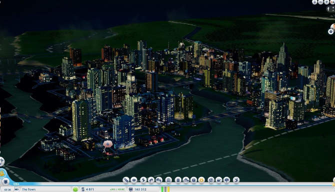 Simcity for free