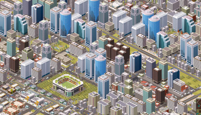 Smart City Plan free download