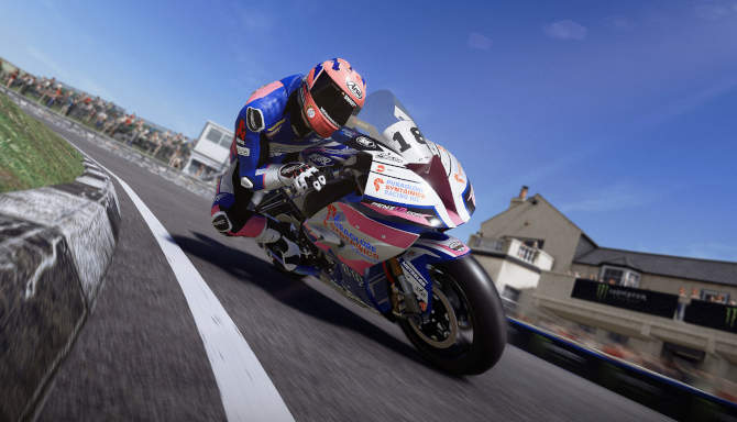 TT Isle of Man Ride on the Edge 2 for free