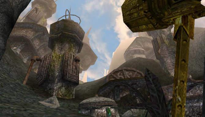 The Elder Scrolls III Morrowind for free