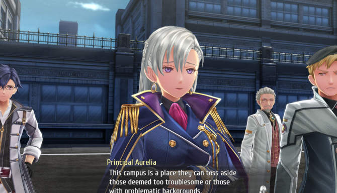 The Legend of Heroes Trails of Cold Steel III for free