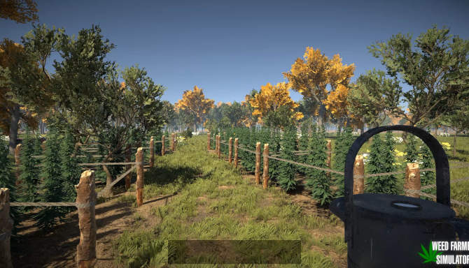 Weed Farmer Simulator for free