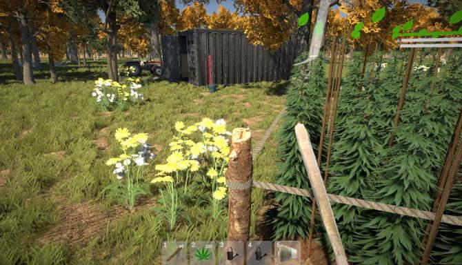 Weed Farmer Simulator free download