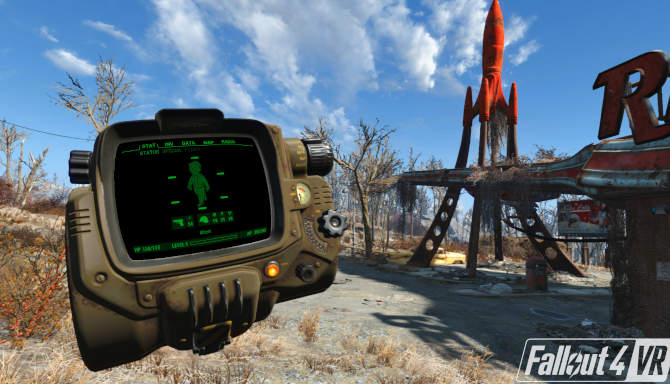 Fallout 4 VR cracked