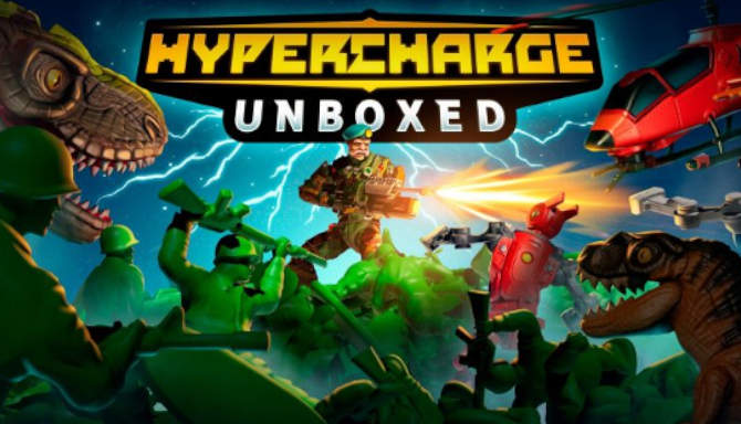 HYPERCHARGE Unboxed free