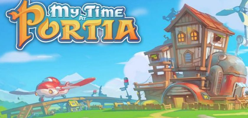 My Time at Portia free