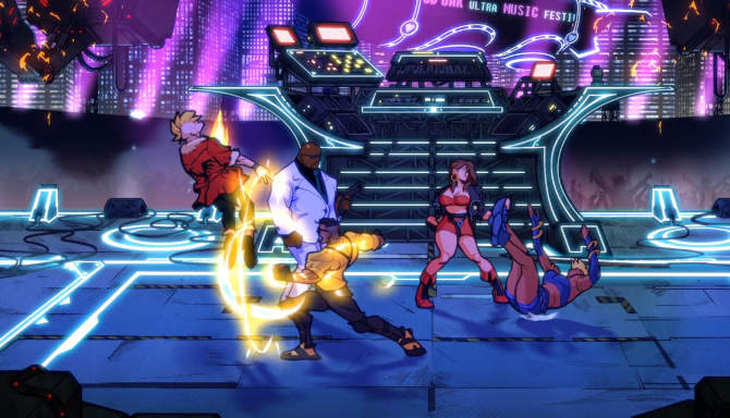 Streets of Rage 4 free download