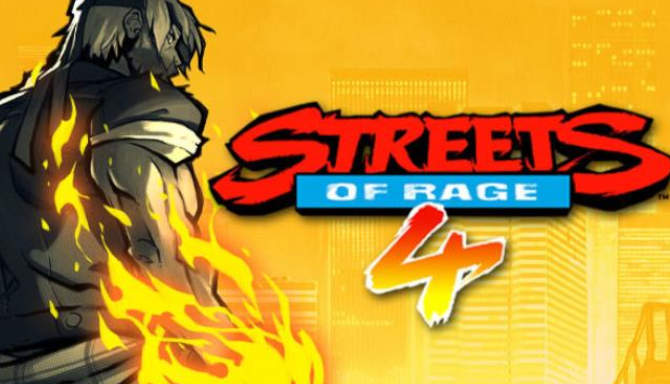Streets of Rage 4 free