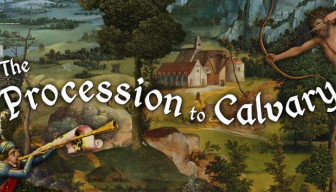 The Procession to Calvary free