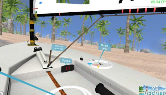 VR Regatta The Sailing Game for free