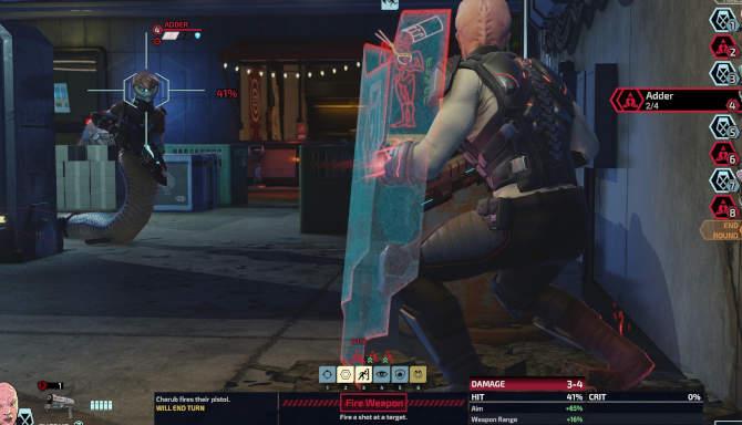 XCOM Chimera Squad cracked