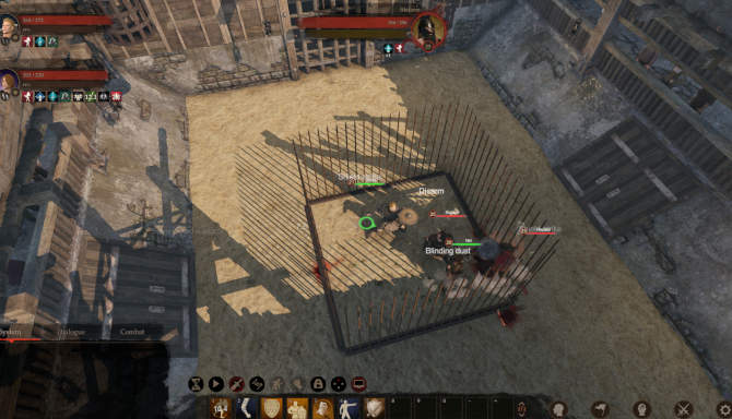 Blackthorn Arena for free