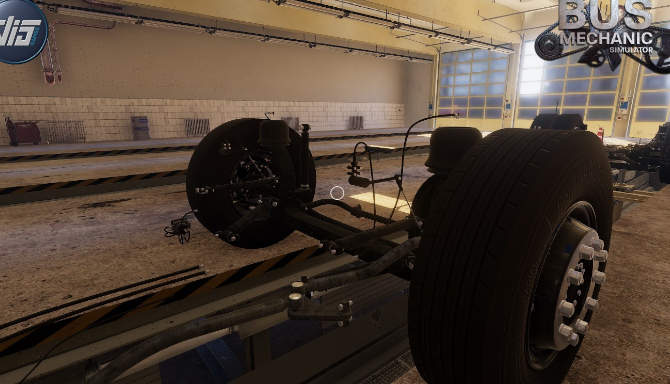 Bus Mechanic Simulator cracked