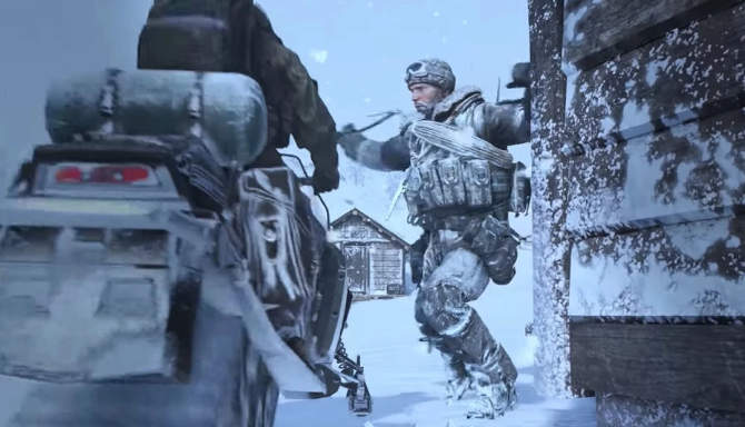 Call of Duty Modern Warfare 2 Remastered Campaign for free