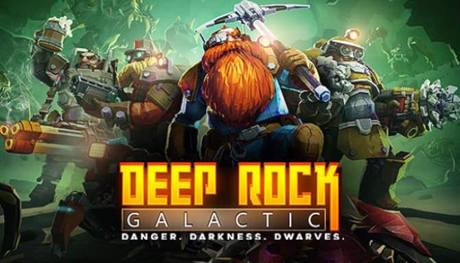 Deep Rock Galactic free