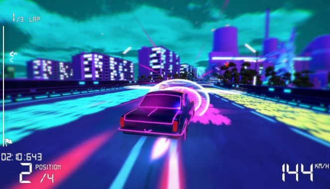 Electro Ride The Neon Racing for free