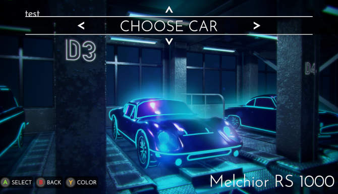 Electro Ride The Neon Racing free download