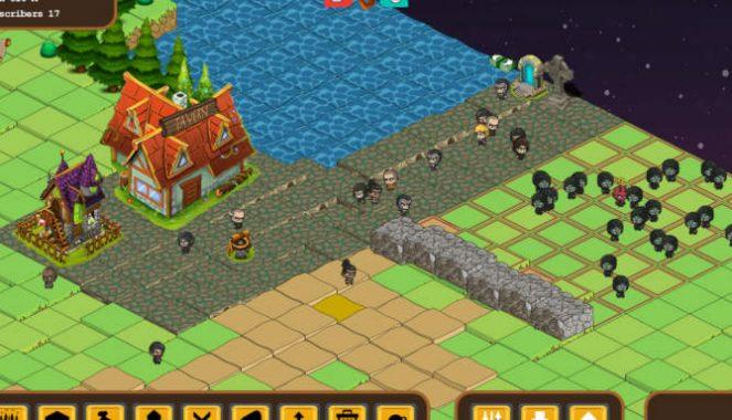 Fantasy World Online Tycoon free download