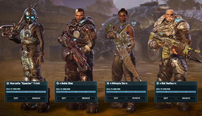 Gears Tactics free download