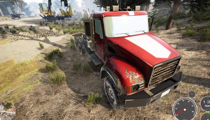 Lumberjack Simulator cracked