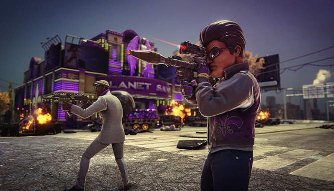 Saints Row The Third Remastered for free