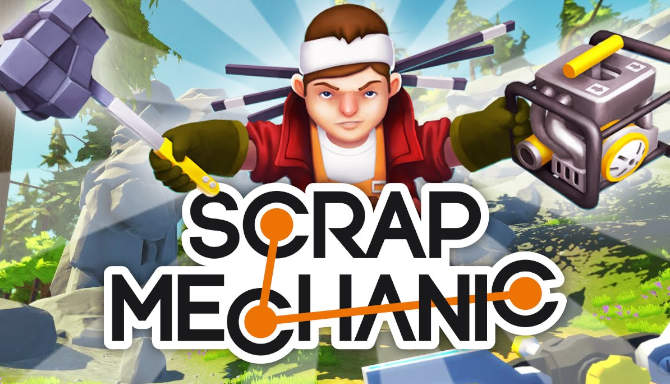 Scrap Mechanic free