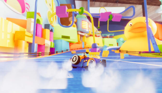 Super Toy Cars 2 for free