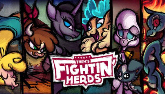 Them's Fightin' Herds free