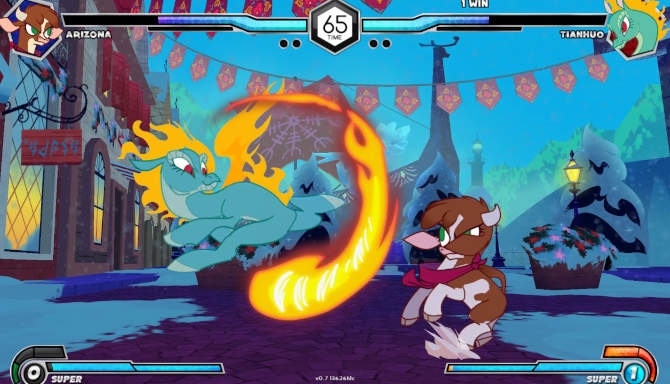 Thems Fightin Herds free download