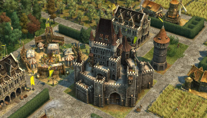 Anno 1404 History Edition cracked