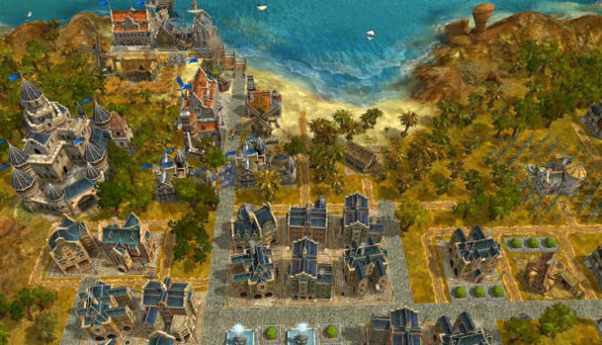 Anno 1701 History cracked