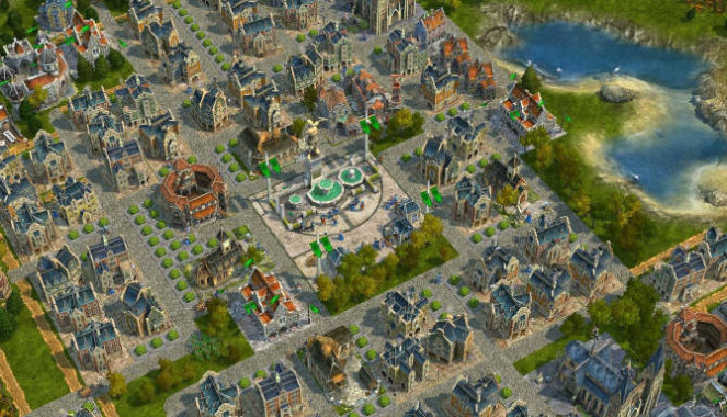 Anno 1701 History for free