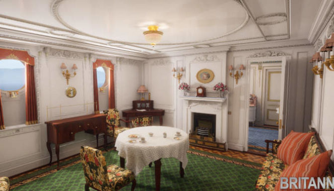 Britannic Patroness of the Mediterranean for free